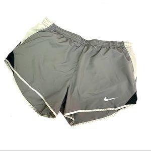 Nike Dri-Fit Gray Running Shorts